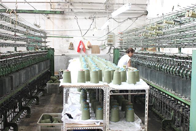 背包织带生产设备